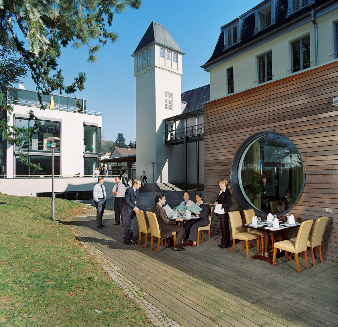 Internationale Fachhochschule Bad Honnef .  Bonn