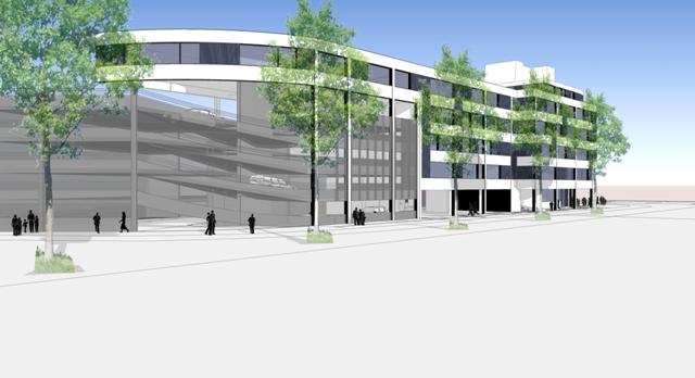 Umbau und Sanierung Angell Schule Freiburg