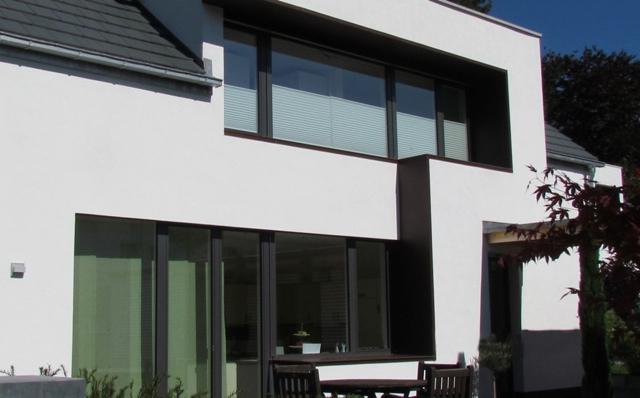Neubau Einfamilienhaus Kichzarten bei Freiburg