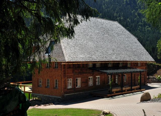 Schwarzwaldmuehle Hinterzarten Architekturpreis 2010 Neues Bauen im Schwarzwald